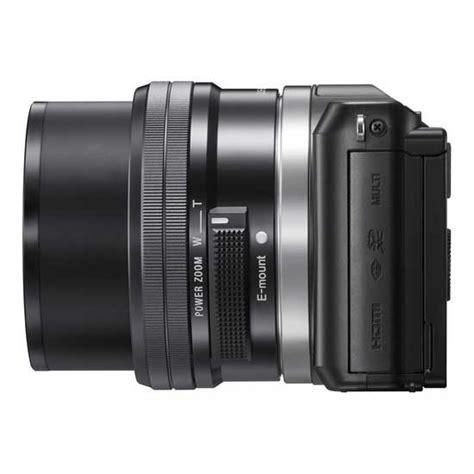 sony a5000 kit 16 50mm hitam harga dan spesifikasi