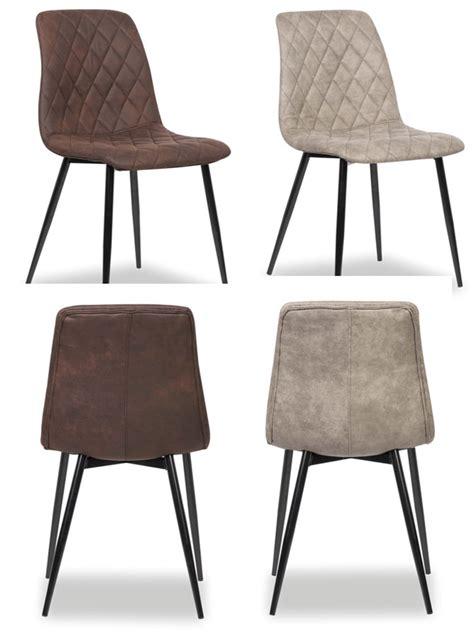 chaises couleur chaises contemporaines pas cher