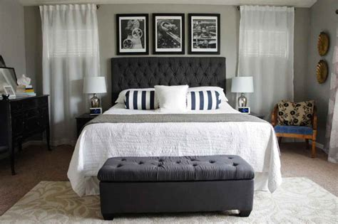 Black White And Gray Bedroom Ideas by Blue Black And Grey Bedroom Ideas Psoriasisguru