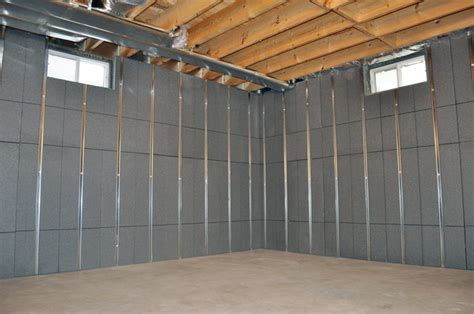 basement insulation company total basement finishing