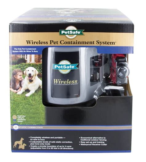 petsafe wireless pet containment system petsafe pif 300 wireless 2 fence containment system review