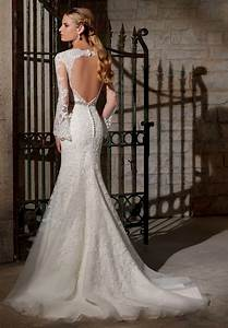 lace open back wedding dress naf dresses With lace wedding dress with sleeves and open back