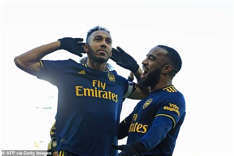 Emerick Aubameyang Arsenal
