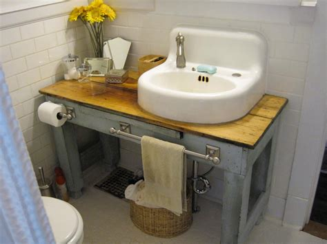 What Material Are Bathroom Sinks Made Of 20 Upcycled And One Of A Bathroom Vanities Diy