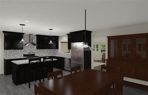 kitchen   montclair nj design build planners