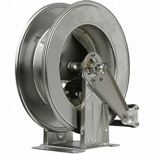 21m Rm Stainless Steel Retractable Hose Reel