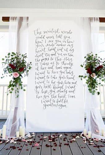 48 Most Pinned Wedding Backdrop Ideas 2020/2021 Wedding