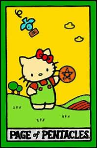 Hello Kitty Decke : 9 best tarot quotes images on pinterest tarot tarot spreads and cups ~ Sanjose-hotels-ca.com Haus und Dekorationen