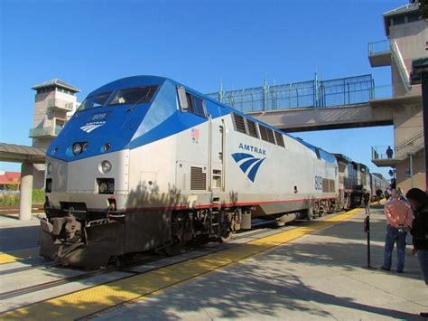 Yosemite National Park Transportation By Amtrak Train And