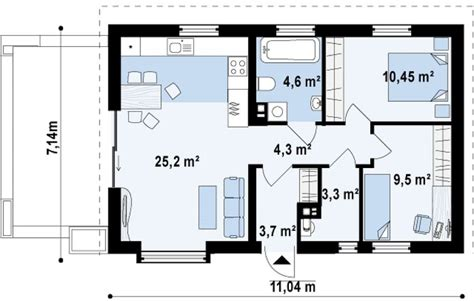 open space floor plans small houses 100 square meters houz buzz