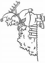 Noddy Oui Kleurplaten Colorir Kleurplaat Coloring Desenhos Tuinieren Pintar Disegni Jardiner Coloriage Fun Dibujos Kolorowanki Ausmalbilder Rake Part Gaat Colorear sketch template
