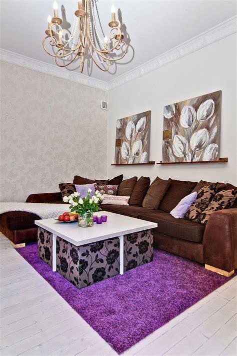 purple and brown bedroom ideas 25 scandinavian living room design ideas decoration love 19527 | Purple and Brown Scandinavian Living Room Ideas