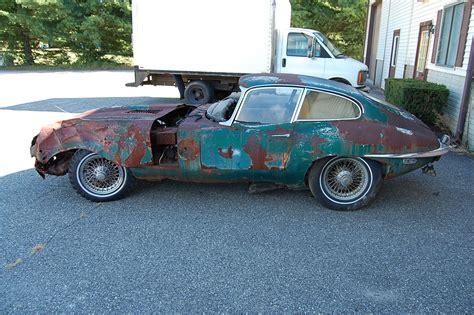 Jaguar Xke Restoration by 1969 Jaguar Xke Series 2 Coupe Needs Restoration Includes