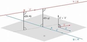Abstand Punkt Gerade Berechnen : 2 4 3 abstand windschiefer geraden mathelike ~ Themetempest.com Abrechnung