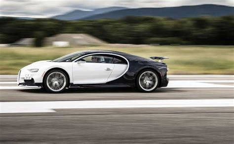 It has a top speed that is limited we'll know more about the chiron shortly. Bugatti Chiron Can Go From 0-402-0 Kmph In Less Than 60 Seconds
