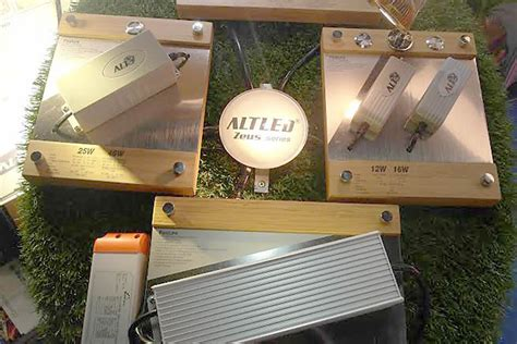 Alt Enters Led Power Supply Market First Product Series