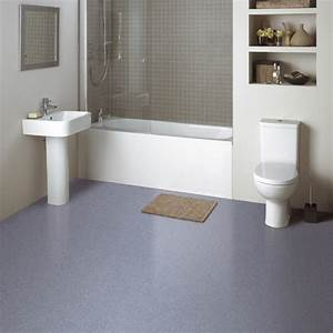 Laminate flooring vinyl laminate flooring for bathrooms for How to install linoleum floor in bathroom
