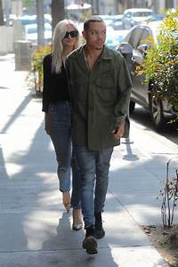 Ashlee Simpson and Evan Ross - Beverly Hills, CA 4/3/2017