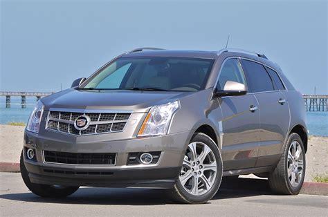 2012 Cadillac Srx [w/video]