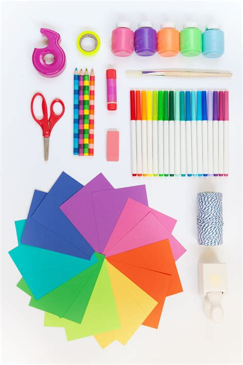 Tips On Crafting With Kids + A Fun Diy  Tell Love And Party