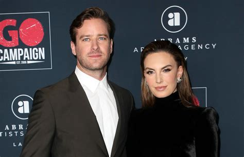 Armie Hammer and Elizabeth Chambers Split After 10 Years ...