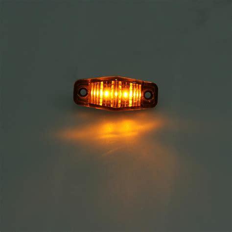 Led Boat Trailer Lights Oval by Led Small Trailer Light Kit Oval Stop Turn Light