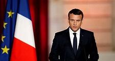 馬克龍正式就任法國總統 - Sputnik 中國