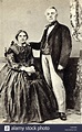 Johannes Brahms' Vater, Johann Jakob Brahms mit seiner ...