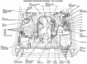 1991 Ford 4 9l Vacuum Diagram  1991  Free Engine Image For