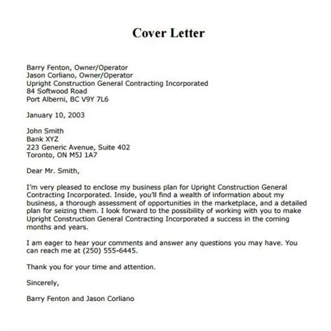 goodly business cover letter examples letter format writing