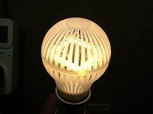 Teardown Of Next-generation Led Filament Lamp