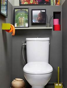 157 best toilette wc styles images on pinterest With beautiful idee couleur peinture toilette 6 defi