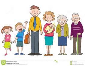 Family Love Cartoon