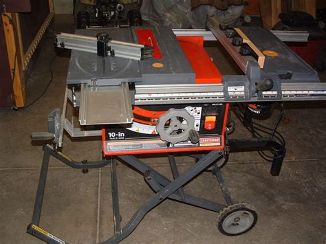 professional table saw reviews review craftsman professional series 315 218290 tablesaw