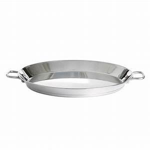 Paella Pfanne Induktion : paella pfanne aus edelstahl mit sandwichboden f r ~ Whattoseeinmadrid.com Haus und Dekorationen
