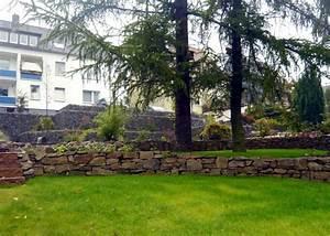 Gabionen Gartengestaltung Bilder : garten am hang bilder und beispiele f r die gestaltung ~ Whattoseeinmadrid.com Haus und Dekorationen