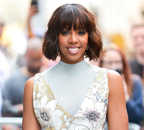 Kelly Rowland Wants A Second Boob Job Because Her Nipples