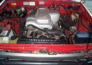 Ford Courier V6 Conversion
