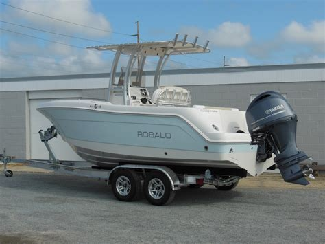 Boat Trailer Brands by Brand New Robalo 222ex Yamaha F200hp Load Rite Tandem