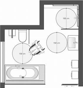 Behindertengerechtes Bad Maße : barrierefreie badplanung ~ A.2002-acura-tl-radio.info Haus und Dekorationen