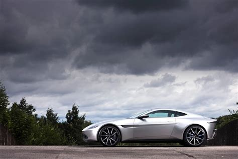 Aston Martin Db10 To Be Auctioned For Charity