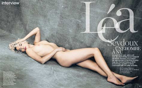 Lea Seydoux Nude Photos And Videos Thefappening