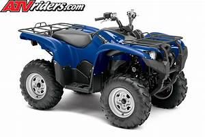 2014 Yamaha Grizzly 550 Fi 4x4 Irs Auto Utility Atv Info