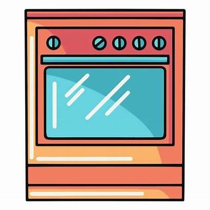 Oven Kitchen Transparent Svg Forno Horno Cocina