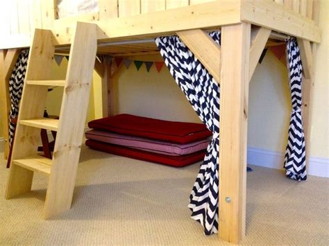 ana white build a clubhouse bed free and easy diy project and furniture plans for marlo