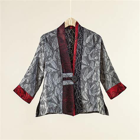 patchwork kimono jacket gumps