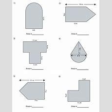 #15+ Area Of Composite Shapes Worksheet  Sample Paystub