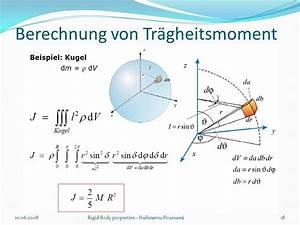 Zylinderhöhe Berechnen : satz von steiner statistik energie und baumaschinen ~ Themetempest.com Abrechnung