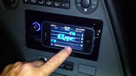 iphone car radio iroc din best iphone car stereo best iphone car