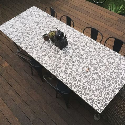 tile kitchen table top 235 best outdoor kitchen images on bar grill
